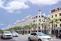 bán shophouse 120m2 xây 5 tầng kiến trúc pháp ở bãi cháy hạ long chiết khấu 18 lh 0989891882