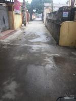đặng xá bán nhanh mảnh đất đi vài bước chân ra trục chính làng đi 1 đoạn ra đường y lan giá đẹp