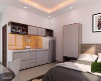 cho thuê chdv 61 phòng đầy đủ nội thất tại q tân bình dt 7x35m đang đợi hoàn công giá 265 triệu