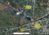 trí bđs đất thổ vườn 1179m2 có 102m2 thổ cư mặt tiền đường trương văn đa ngay ubnd xã tân nhựt