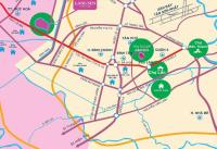 cần tiền xoay việc kinh doanh bán rẻ lô đất sổ đỏ làng sen ngay mặt tiền 60m xem đất 0903072621