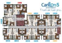 rổ hàng sang nhượng căn hộ carillon 5 đầy đủ các căn 1pn2pn3pn cam kết giá tốt nhất
