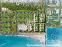 cần bán lô đất ngoại giao dự án queen pearl lagi sát biển dãy pt4 lh 0989879880