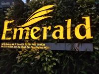 chính chủ cần cho thuê căn hộ emerald celadon city