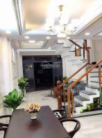 nhà siêu đẹp chính chủ nhà nằm vị trí trung tâm quận cuối đường lê đức thọ dt 4x14m shr