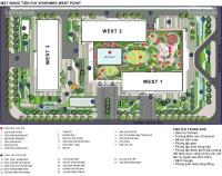 bql vinhomes west point cho thuê kiot trong tttm và các căn shop đẹp nhất các tòa w1 w2 w3