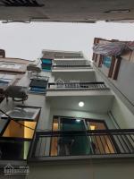 bán nhà ngõ 445 nguyễn khang dt 33m2 5 tầng mặt tiền 42m giá 33 tỷ có tl