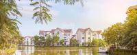 chính chủ cần bán căn 488m2 khu bằng lăng hoàn thiện đẹp view ngã ba sông lh 0975340094