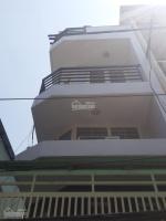 cho thuê nhà hẻm 4m full nội thất đường 32 p 12 q 11 dt 32x12m 4 tầng 3pn 2wc giá 13trth