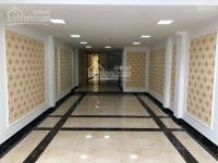 bán nhà mặt phố lạc nghiệp dt 65m2 7 tầng thang máy thiết kế hiện đại