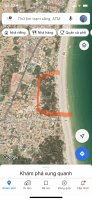 chính chủ lô đất 9500m2 đất mặt biển bãi tắm phú thường ngay danh lam thắng cảnh hoàn yến