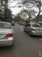 bán mảnh đất mặt ngõ rộng 3 ô tô tránh nhau phố hoàng quốc việt diện tích 218m2 mặt tiền 8m