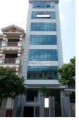cho thuê tòa nhà nguyễn cơ thạch 133m2 x 7 tầng 1 hầm trung tâm xuất khẩu lao động du học