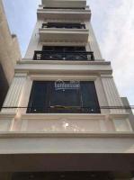bán nhà phố yên lạc dt 55m2 x 6 tầng thang máy ô tô vào nhà