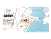 căn hộ biển grand center quy nhơn 4 mặt tiền giá chỉ 1tỷ8căn ck 218 5 chỉ vàng lh 0906360234