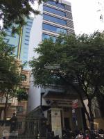 bán tòa nhà 8 tầng góc 2 mặt tiền gần hai bà trưng tân định q1 ngang 7x18m 45 tỷ 0902320238