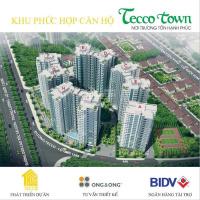 căn hộ tecco town nhận nhà ngay giá siêu rẻ lh 0907440559
