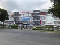 cực hiếm bán mặt tiền bờ bao tân thắng 10x45m đối diện cổng aeon mall tân phú
