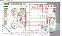 idmc mỹ đình cho thuê diện tích tầng 1 230m2 lh 0329016994