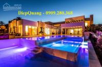 bán villa mặt tiền đường tú xương p7 quận 3 dt 24x25m