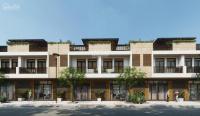 mở bán 10 căn shophouse đẹp nhất tại dự án khu đô thị cường thịnh cam ranh 2 mặt tiền kinh doanh