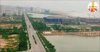 bán đất 160m2 xây khách sạn hướng biển 2 mặt tiền phường hùng thắng hạ long quảng ninh