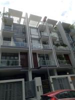 cho thuê nhà hoàn thiện nội thất cao cấp hầm trệt lầu 1 kđt vạn phúc giá 15 triệutháng