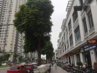 cho thuê shophouse vinhome gardenia hàm nghi 95m2 x 5t mặt đường
