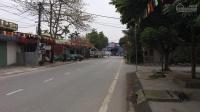 bán đất mặt đường 208 gần ủy ban xã lê lợi an dương