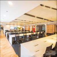 cho thuê 200m2 sàn văn phòng phố nguyễn chí thanh đã có trần sàn điều hòa 35tr tháng