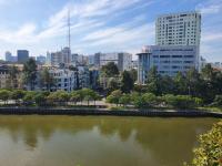 nhà mt cấp 4 trường sa view q1 6x245m cn 148m2 giá 270 triệum2 tl