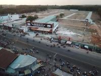 dự án chợ đêm nhật huyngay mặt tiền ql14 rộng 54m giá f1 100 lh 0906872629