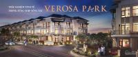 nhà phố verosa park quận 9 chiết khấu 18 lãi suất 0 tặng gói nội thất 500 triệu