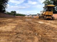 đất làm kho xưởng tại phú chánh cách đường đt 742 khoảng 50m