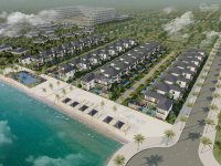 bán biệt thự biển andochine nằm trong khu phức hợp sonasea villa resort