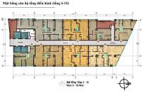 chuyển nhượng căn hộ c t plaza minh châu mặt tiền lê văn sỹ trung tâm quận 3