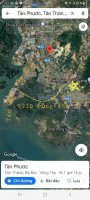 bán đất phú mỹ cao tốc biên hòa vt 14 tỷ có sn thổ cư shr lô góc mt 12m gần kdl núi dinh