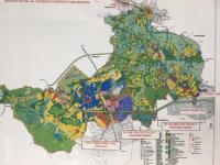chính chủ bán lô đất thổ cư 1100m2 đông xuân thạch thất hn cạnh dự án vin đang quy hoạch