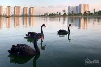 chỉ 35 tỷ sở hữu ngay lô đất góc 2 mặt đường cạnh hồ khu đô thị thanh hà mường thanh