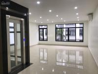 cho thuê shophouse phố hàm nghi diện tích 100m2 x 5 tầng lô góc 2 mặt tiền thang máy giá 55tr