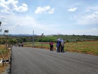 đất biệt thự trung tâm đầy đủ tiện ích 1tr100m2 sổ sn đang lên thổ cư xây dựng tự do