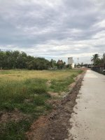 đất nền cần bán gấp 100m2 giá 420 triệu ngay khu phố 7 chơn thành shr 0902581511