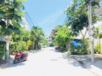 bán nhà mặt phố huỳnh nựu phường 9 đường rộng 13m hướng nam nhà 3 tầng đẹp lung linh