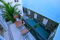 villa siêu hot mùa covid 19 tại hội an