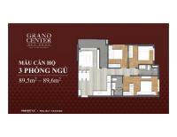 dự án căn hộ grand center quy nhơn pháp lý đầy đủ sở hữu lâu dài sổ hồng riêng