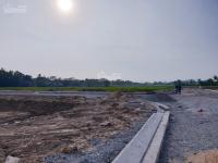bán gấp lô đất 75m2 mặt tiền tỉnh lộ 825 giáp thị trấn đức hòa đức hòa long an
