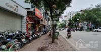 bán nhà mặt phố gần khu nguyễn chí thanh chùa láng 55m2 x 4 tầng chỉ 86 tỷ