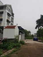 chính chủ bán đất biệt thự liền kề tự xây khu nhà ở tân việt vị trí đẹp