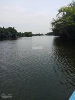 13700m2 nhà vườn vĩnh thanh mặt sông lớn làm biệt thự vườn hoặc khu du lịch lh 0908 537 594