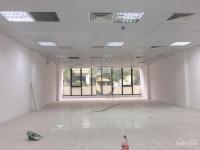 cho thuê sàn văn phòng siêu đẹp giá rẻ mặt phố thi sách 170m2 mt 8m giá 267132 đmtháng